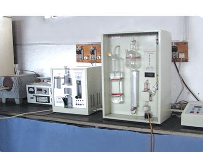 碳硫联合分析仪