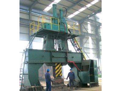 8 ton electrohydraulic hammer
